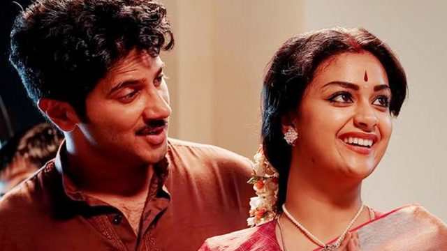dulquer salmaan keerthy suresh's mahanati movie latest stills